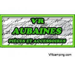 VRAUBAINES.CA Pieces pour roulotte