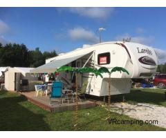 Fiftwheel Laredo 34' 305TG 2011 Vendeur Motive Negociable