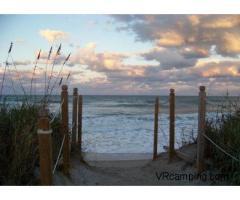 Aubaine terrain pour VR Floride bord de la mer