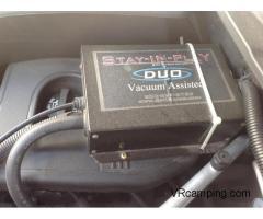 Systeme de frein pour vehicule tractè