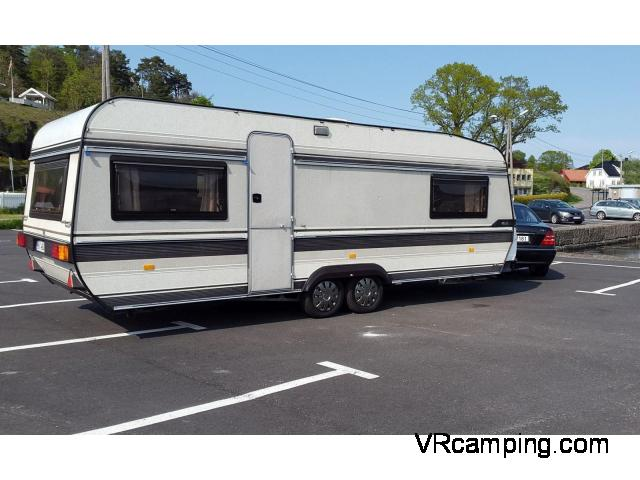 Caravane Hobby Prestige 610 UL